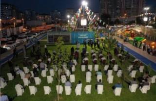 'Altın Parkımız, Sosyal Yaşam Projelerine...