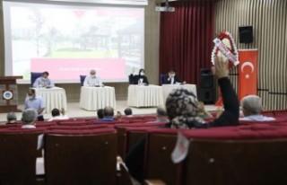 Başkan Güder,'Şehit Fevzi'de Belediye...