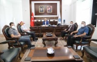 Başkan Güder, 'Şehit Fevzi'nin Hakkını...