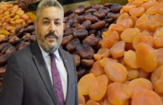 Başkan Sadıkoğlu: 'Üreticimizin emeği ve...