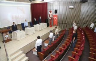 Battalgazi Belediyesi Eylül Ayı Olağan Toplantısı...