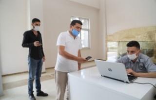 Battalgazi Belediyesi'nde Hes Kodu Uygulaması Başladı