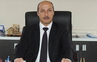 Battalgazi ilçe Milli Eğitim Müdürü Recep Bulut...