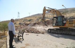 Battalgazi'de Yeni İmar Yolları Açılıyor