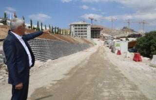 Battalgazi'nin Yeni Yüzü Gelincik Tepesi Olacak