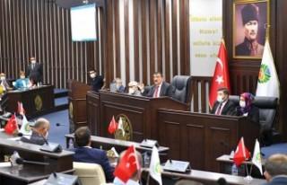 Büyükşehir Belediye Meclisi Eylül Toplantısı...