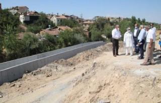 Derme Deresi Projesi Battalgazi'ye Değer Katacak