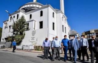 Eskimalatya'ya Yeni Cami