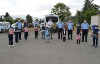 Gönüllü Zabıta' Ekibi Denetime Çıktı