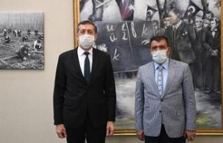 Gürkan'dan Milli Eğitim Bakanı Ziya Selçuk'a...