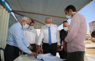 Kahtalı ve Başkan Güder, Battalgazi'deki Yatırımları...