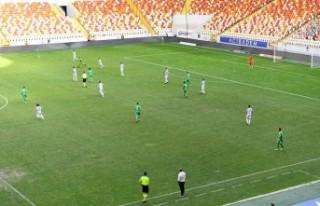 Maç Sonucu: Malatya Yeşilyurt Belediyespor-Payasspor...