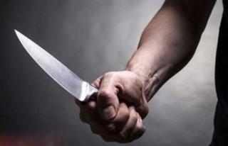 Malatya'da Kocası Tarafından Bıçaklanan Kadın...