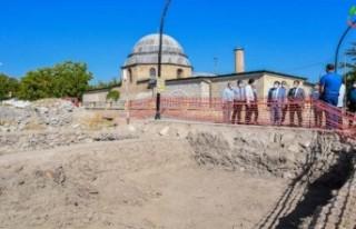 Şahabiyye-i Kübra Medresesinde çalışmalar başladı