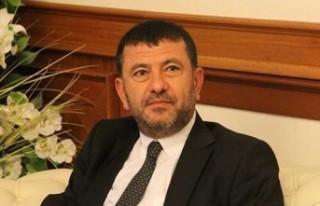 Veli Ağbaba, 'Halk Konteynerlere Mahkum Bırakıldı'