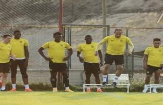 Yeni Malatyaspor, Trabzonspor Maçına Hazır