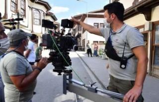 Zalo filmi çekimleri devam ediyor