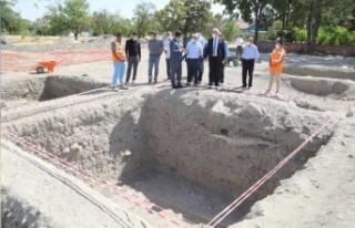 Başkan Güder, 'Battalgazi'deki Tarihi Ayağa...