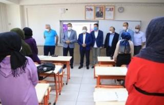 Başkan Güder: 'Her Daim Öğrencilerimizin...