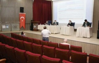 Battalgazi Meclisi, Ekim Ayı Toplantıları Sürüyor