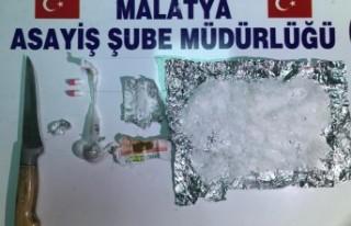 Malatya'da Uyuşturucuya Göz Açtırılmıyor