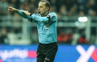 Süper Lig'de 6. Hafta Maçlarını Yönetecek...