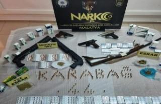 Uyuşturucu Tacirlerine Operasyon