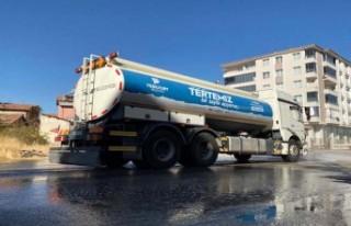 Yeşilyurt'ta 75 Bin 320 Ton Evsel Atık Toplandı