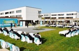 'Çevre Bilinci' temalı eğitimi projesi