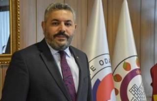 Başkan Sadıkoğlu'ndan yeni yıl mesajı