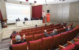 Battalgazi Meclisi, Aralık Ayı Olağan Toplantısı...