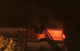 Malatya'da Bir Şahıs Evini Yakıp Kaçtı