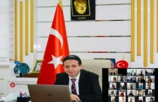 Müdür Kanbay, Eğitim Faaliyetleri Ve Projeler Hakkında...