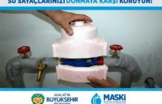 Müdür Karataş: 'Açıkta Bulunan Su Tesisatlarınızı...