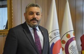 Sadıkoğlu'ndan Belediyelere 'Esnafa Destek'...