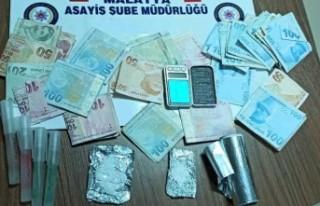Uyuşturucu satışı ve hırsızlık yapan kişiler...