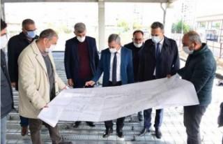 Yeni Projeler Yeşilyurt'un Gelişimine ve Kimliğine...