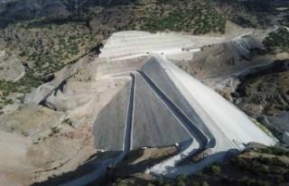 AK Partili Çalık: Yoncalı Barajı'na 60 milyon...