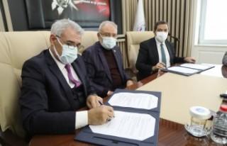 Battalgazi'ye Yeni Sağlık Merkezi İçin Protokol...