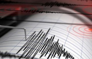 Elazığ'daki 4,2'lik Deprem Malatya'da...