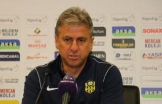 Hamzaoğlu, Galatasaray Maçını Değerlendirdi