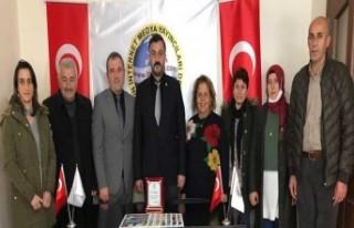 İYİ Parti Battalgazi İlçe Başkanlığından BİMYAD'a...