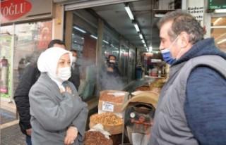 Malatya'da Sosyal Koruma Kalkanı destekleri 354...
