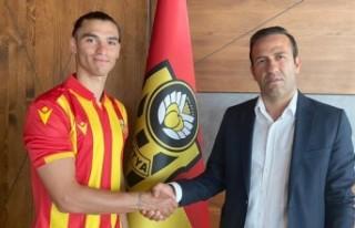 Murat Akça Yeni Malatyaspor'dan Ayrıldı