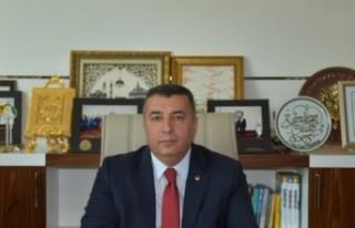 Özcan'dan 10 Ocak Çalışan Gazeteciler Günü...