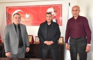 Ticaret Borsası Başkanı Özcan'dan BİMYAD'a...