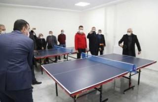 Tüfenkci, Battalgazi'deki Gençlik Yatırımlarını...