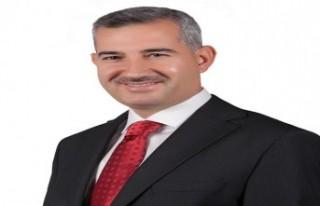 Başkan Çınar, 'Regaip Kandilimiz Mübarek...