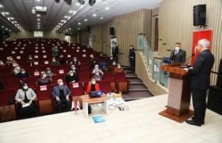 Başkan Güder: 'Kooperatifimizin çalışmaları...