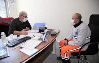 Battalgazi Belediyesi'nde Öncelik İş Sağlığı...